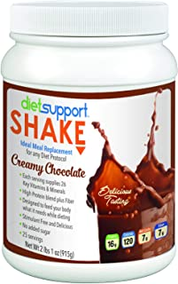 Diet Support Meal Replacement Shake - Creamy Chocolate
