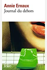 Journal du dehors Format Kindle