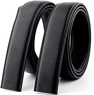 Belts For Men Automatic Male Belts Cummerbunds Leather Belt Men Black Belts 105cm-125cm