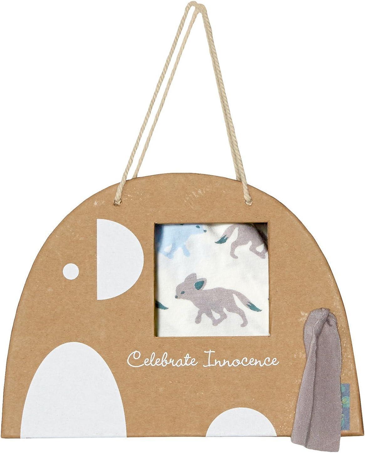 Kic Kee Pants Baby Boys Kimono Newborn Gift Set W//Elephant Box Prd-kpkgsb152-ndf