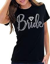 Best rhinestone bride shirts Reviews
