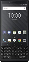 BlackBerry Key2 BBF100-6 64GB/6GB Dual Sim Factory Unlocked GSM ONLY, NO CDMA - International Version (no Warranty in The USA) (Black)