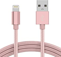 Sponsored Ad - TalkWorks iPhone Charger Lightning Cable 10ft Long Braided Heavy Duty Cord MFI Certified for Apple iPhone 1...