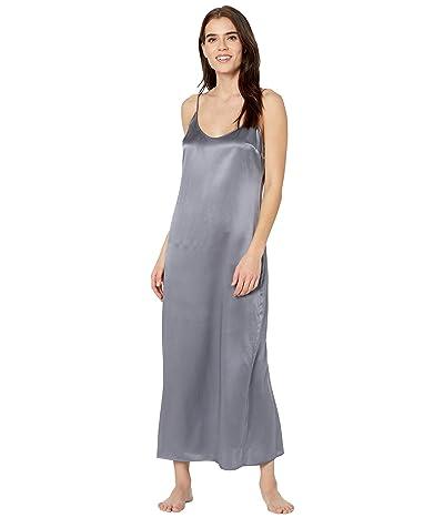 La Perla Silk Night Gown (Silver) Women