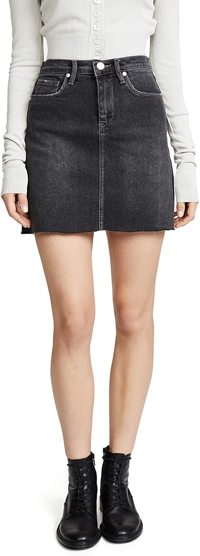 [BLANKNYC] Womens Luxury Stylish Straight Mini Skirt, Fashionable Clothing, Comfortable & Fitting, Casual Wear, The Jane