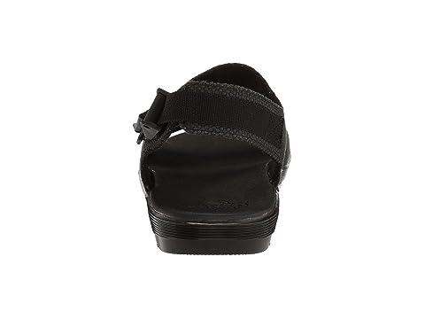 PU Martens negro Dr lienzo pesado negras Crewe Correas Negro Tdxd0Pq4