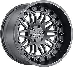 Black Rhino Fury Custom Wheel - Matte Gunmetal 20