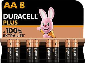 Sponsored Ad – Duracell NEW Plus AA Alkaline Batteries [Pack of 8], 1,5V LR6 MN1500