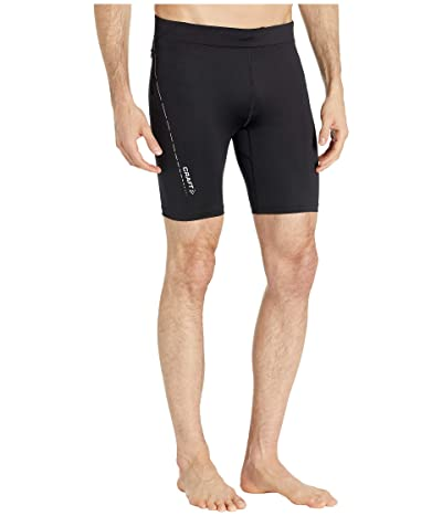 Craft Essential Short Tights (Black) Men
