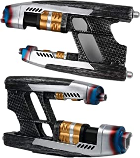 XXF PVC Star Lord Gun Blaster Cosplay Replica for Guardians of The Galaxy Peter Quill Gun Weapon