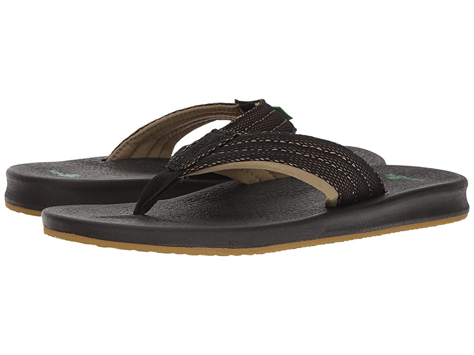 Sanuk Brumeister (Black/Fatigue) Men