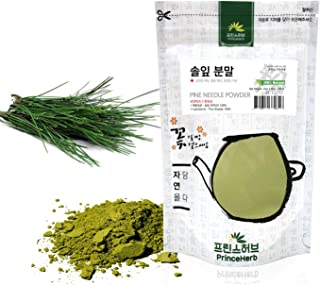 Sponsored Ad - [Medicinal Korean Herbal Powder] 100% Natural Pine Needle Powder (Pine Needle/솔잎 분말) (8 oz)