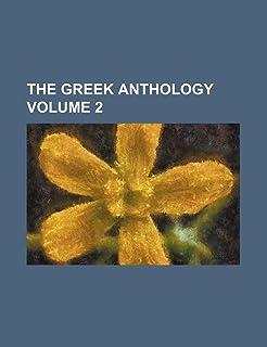 The Greek Anthology Volume 2