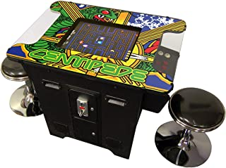 arcade cocktail table graphics
