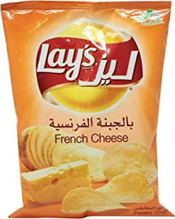 Lay's French Cheese Chips - 40 gm