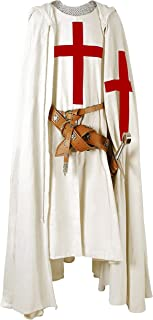 templar tunic and cape
