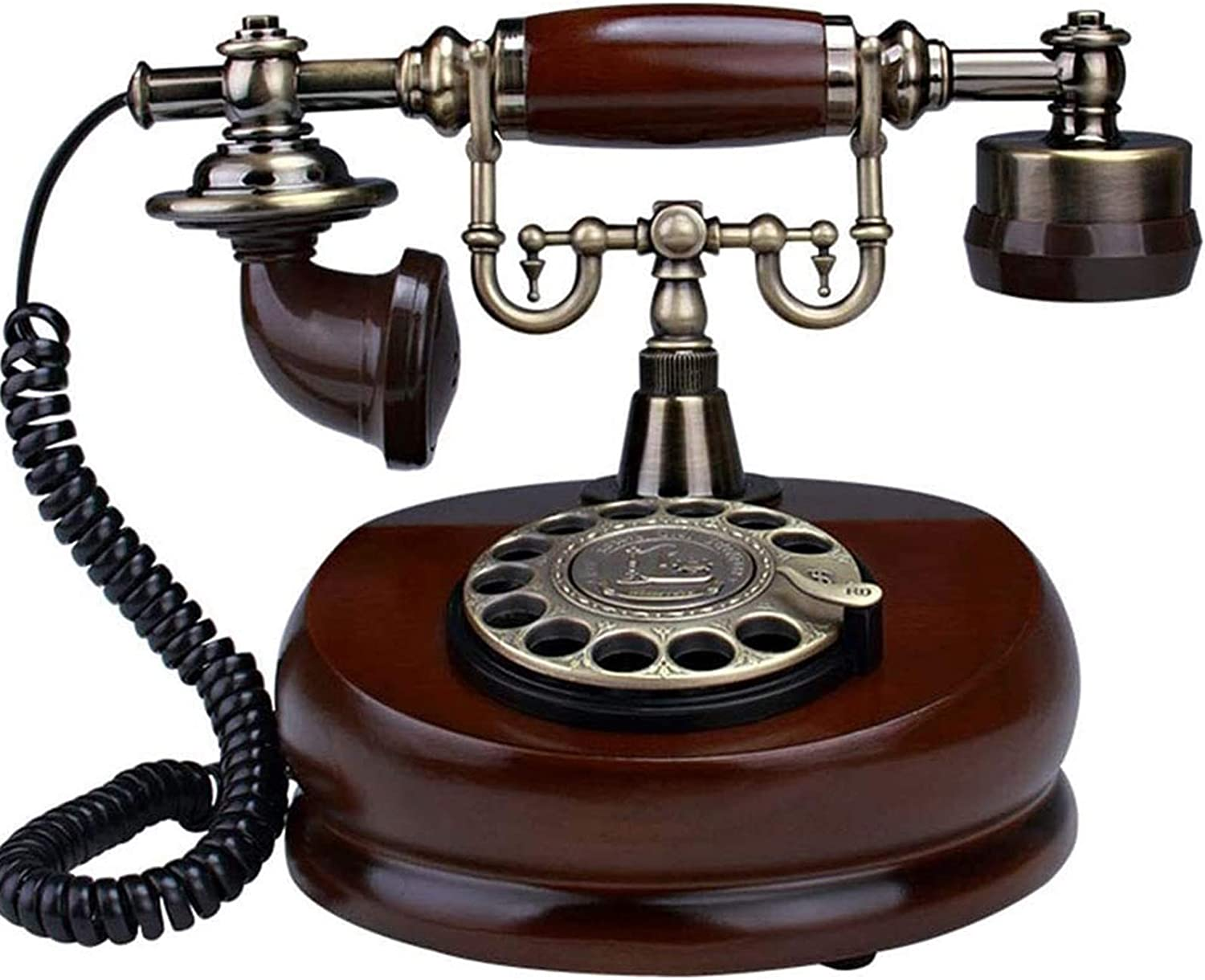 ZHENGYU Vintage Decorate European Fixed price for sale Type Telephone Old Creative Cheap mail order sales Fa