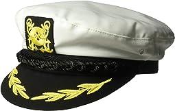 Cotton Captain's Cap
