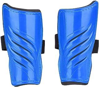 5,91 X 3,07 X 1,18 tum fotbenskydd, rena bekväma benskydd, andas för övningsfotbollsspelare(blue)