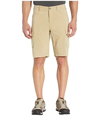 Royal Robbins Springdale Shorts (Desert) Men
