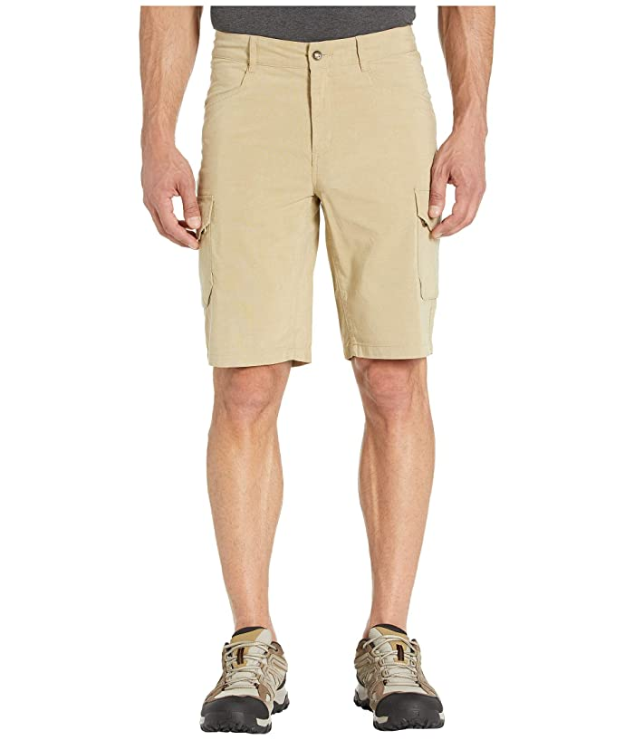 Royal Robbins Springdale Shorts (Desert) Men