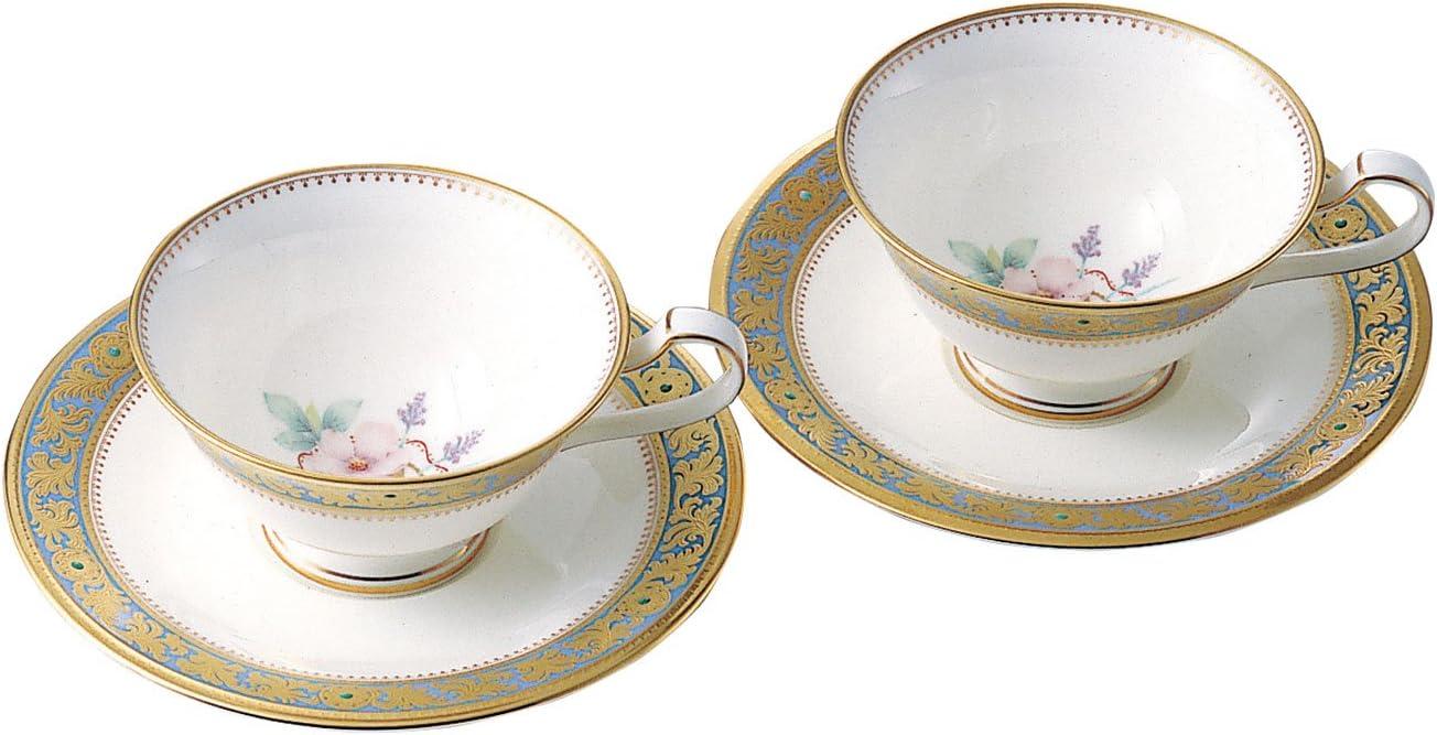 Noritake cup and saucer pair 誕生日 お祝い 期間限定送料無料 set combined G coffee tea 220cc