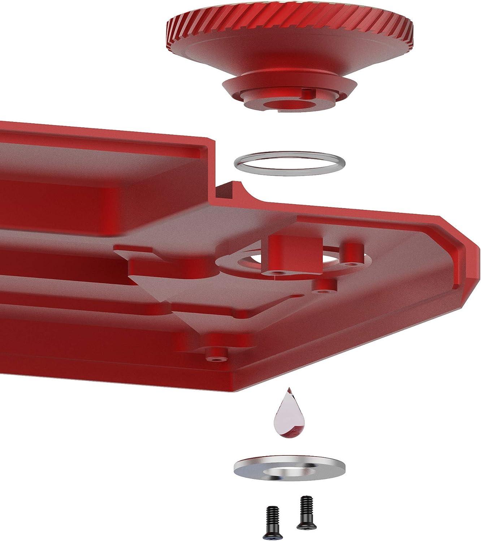 Khadas Tone 2 Pro MQA Balanced Portable DAC Kopfh/örerverst/ärker Blue