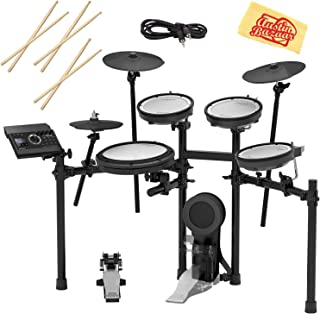 Sponsored Ad - Roland TD-17KV Electronic Drum Set Bundle with 3 Pairs of Sticks, Audio Cable, and Austin Bazaar Polishing ...