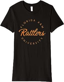 Womens FAMU Rattlers Women's College NCAA T-Shirt RYLFAM04