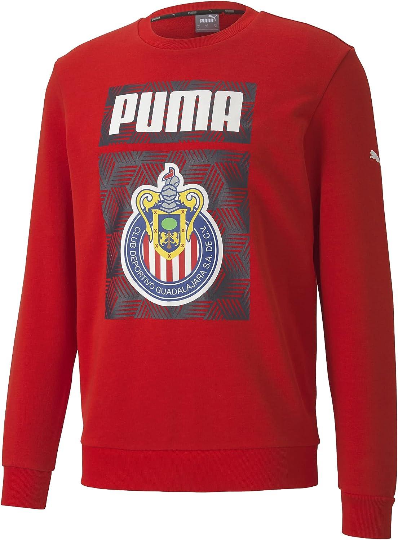 PUMA - Mens Chg Ftblcore Graphic Sweatshirt