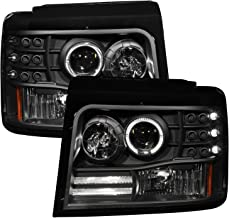 Best 1992 ford f150 halo headlights Reviews