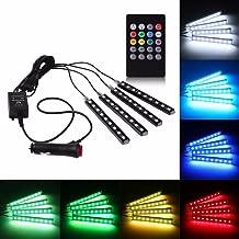 CGT Car Interior Music Controller LED Strip Light