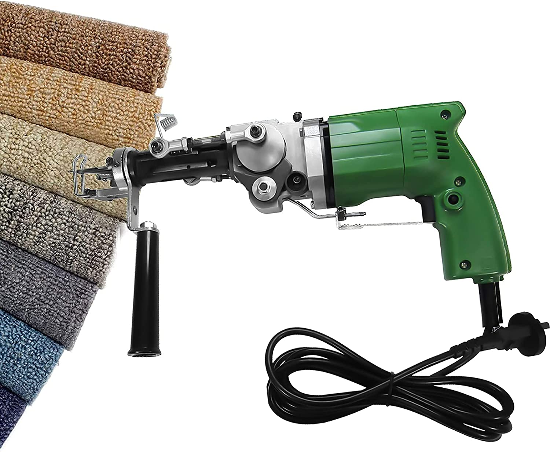 XLanY Electric Carpet Tufting Gun discount 2 latest Cut Manual in 1 Lo