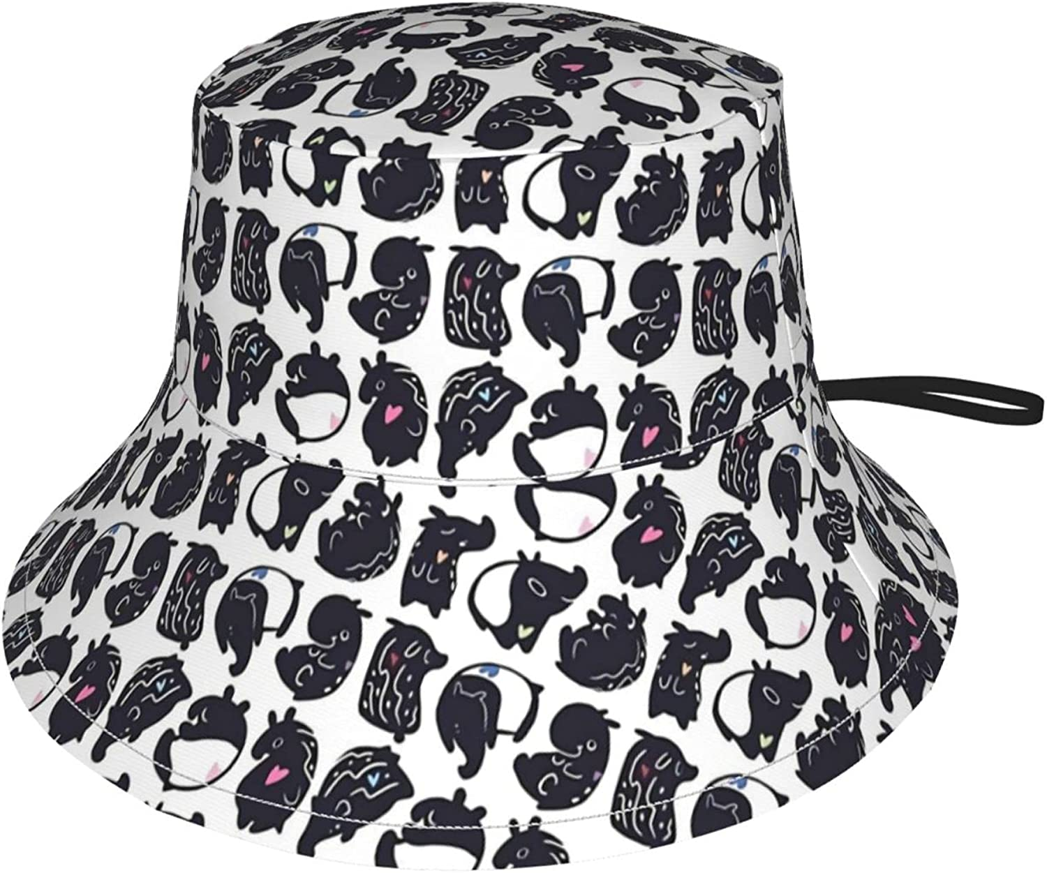 Dream Eaters Challenge the lowest price of Japan ☆ Kids Bucket Hat Sun Boys Girls Popular overseas for Protection B