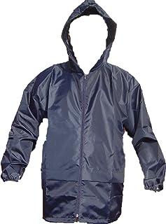 Showerproof Windproof RAIN Coat Jacket CAGOOL Big Size 3XL 4XL 5XL 6XL 7XL New Full FIT