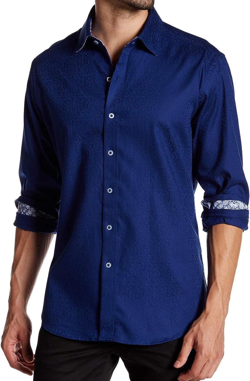 Robert Graham Men's Windsor Classic Fit Long Sleeve Shirt