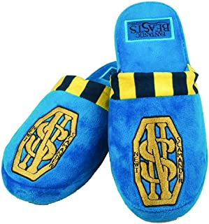 Official Fantastic Beasts Newt Scamander Adult Mule Slippers - One Size UK 8-10
