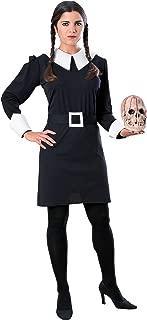 Rubie's Women's The Addams Family Wednesday Costume
