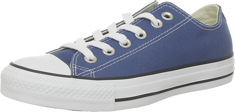 Converse Unisex Adults' Ctas Season Ox Gymnastics shoes
