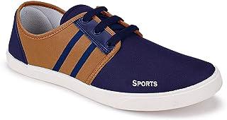 Camfoot Men's (5014) Brown Casual Sneakers Shoes