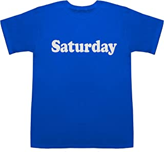 Saturday T-shirts