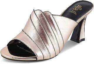tresmode Women Fashion Sandals   Block Heel Sandal
