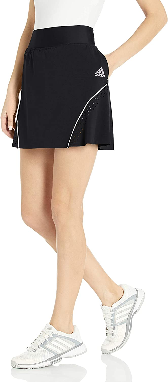 Max 90% OFF adidas Women's Max 86% OFF Perforated Pop Color Skort