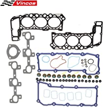 Vincos Cylinder Engine Head Gasket Kit Replacement For Dodge/Jeep Grand Cherokee Liberty 3.7L VIN K
