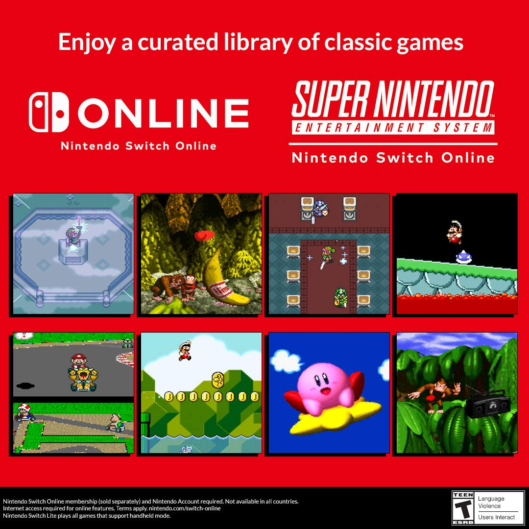 Amazon Com Nintendo Switch Online 12 Month Individual Membership Digital Code Video Games