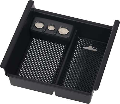 popular Center Console Organizer sale Tray Insert Armrest Secondary Storage Glove Box Best for 2010-2019 new arrival Toyota 4Runner online sale