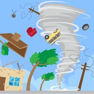 Tornado Protect Ball 3D