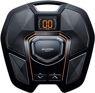 MTG シックスパッド フットフィット(SIXPAD Foot Fit) メーカー純正品 1年 IF-FF2310F ブラック...