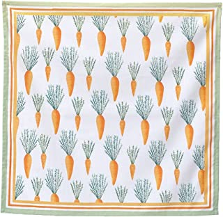 SPICE OF LIFE Vacances Picnic Tablecloth - Carrot, Small, 36
