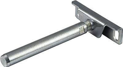 Gedotec Nova Pro Plankdrager van staal, draagkracht 200 kg, plankdrager met schroefplaat, verborgen plankdrager voor wandm...